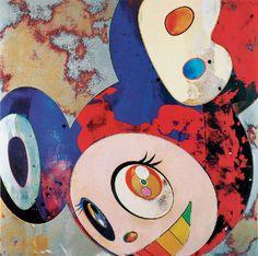 Takashi Murakami  dob君 - Google