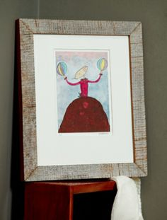 Nursery Art that's #MadeInUSA? Check out this Limited Edition Print by Sarah Nicholas Williams for Radish Moon