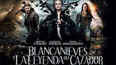 la reyna y el cazador pelicula completa en español latino - YouTube