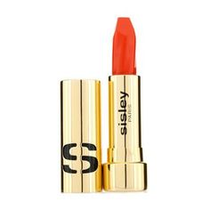 Sisley Hydrating Long Lasting Lipstick, L30 Mandarine, 0.1 Ounce *** Read more reviews of the product by visiting the link on the image.