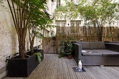 Rénovation terrasse parisienne - Olivier Olindo Architecte
