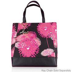 Pink Hope Oversized Floral Totebag