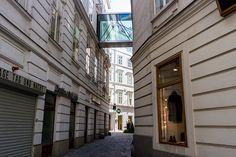Mittelalterliche Gässchen (c) STADTBEKANNT - Das Wiener Online Magazin Heart Of Europe, Vienna, City, Middle Ages, Photo Illustration, Other, Cities