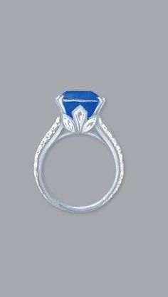 Boucheron - Bleu de Jodhpur