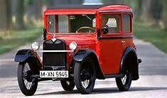 1929 BMW 3/15 DA 2 - the first BMW car wearing the BMW logo