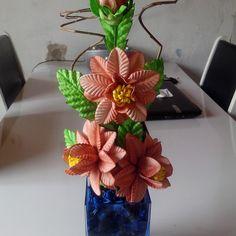 Arranjo flor de EVA