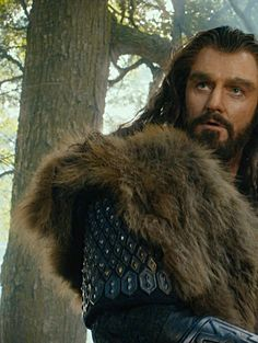 Thorin Oakenshield is weirdly attractive, too