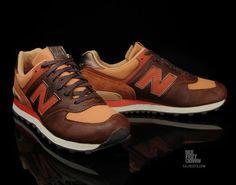 New Balance 574 Premium Brown/Tan-Clay | Nice Kicks