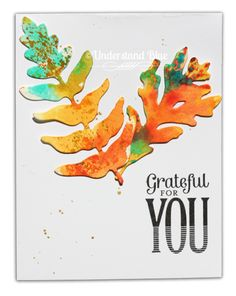 HYCCT1427 Grateful For You (And for Distress Inks) by UnderstandBlue - Cards and Paper Crafts at Splitcoaststampers