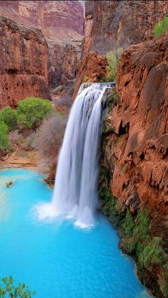Directions to Havasu Falls