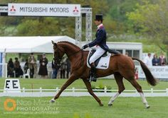 William Fox-Pitt and CHILLI MORNING lie second with 39.0 | por Nico....