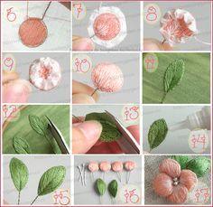 como+bordar+una+flor+con+un+alambre+2.png 698×678 pixels