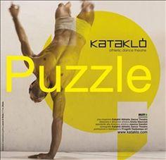 """Kataklo' Athletic Dance Theatre con """"Puzzle"""" al nuovo festival del Vittoriale a Gardone Riviera il 29 luglio 2012 ore 21.15"""