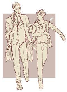 Ragnor and Raphael