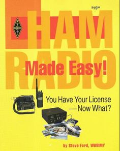 Ham radio how to