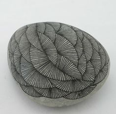 Drawings on Stone: Yoran Morvant