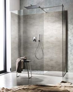 We love: the space and level entry shower.  Accessible universal design house.