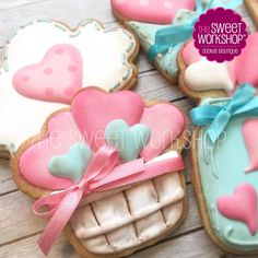 Love basket | Cookie Connection