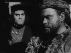 Othello Speech [Act 1 Scene 3] William Shakespeare - Orson Welles