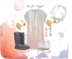 """""""Lilac reflections"""" by lumilla-wuntertal on Polyvore"""