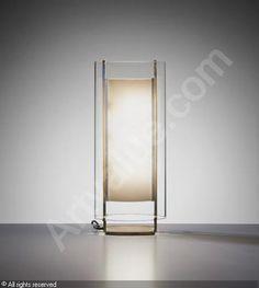 FONTANA ARTE Éditeur - Rare table lamp