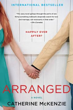 Book idea - Arranged - Ann has it all but true love instead of internet dating she turns to an agency that arranges marriages!