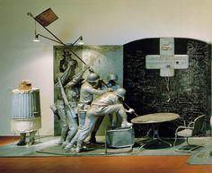 Edward Kienholz - The Portable War Memorial Politiek engagement 1945 - 2010