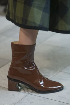 Arthur Arbesser at Milan Fall 2018 (Details)