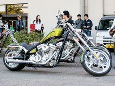 Custom Harley Motorcycles Ness High