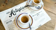 Ditta Artigianale is a new shop in Florence, Italy, opened by three-time Italian Barista Champion Francesco Sanapo, offering up modern specialty coffee. Italian Espresso, Best Espresso, Coffee Uses, Great Coffee, Florence Restaurants, Italy Coffee, Coffee Origin, Italian Cafe, Craft Gin