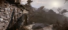 Afghan Terrain  |  Michael Dunnam – 3D Environment Artist | Home of the XMD Zbrush Brushes