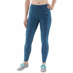 NRS HydroSkin 0.5 Pant - Women's Winter Gear, Moroccan Blue, Pants For Women, Clothes For Women, Paddle, Outdoor Gear, Underwear, Pajama Pants