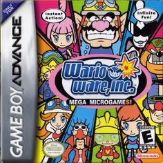 WarioWare Inc.: Mega Microgame$! (Game Boy Advance)