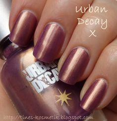 Tines Kosmetikblog: Urban Decay X