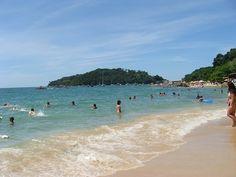 Porto Belo, SC, Brazil, Perequê beach