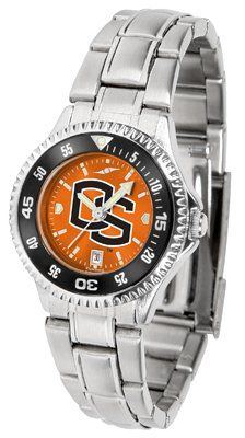 Oregon State University - Beavers Competitor Anochrome - Steel Band W/ Colored Bezel - Ladies - Women's College Watches by Sports Memorabilia. $87.08. Makes a Great Gift!. Oregon State University - Beavers Competitor Anochrome - Steel Band W/ Colored Bezel - Ladies