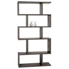Arteriors Home Carmine Bookshelf/Grey Limed Oak - Arteriors Home 5198