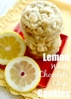 ... Cookies on Pinterest | Chocolate chip cookies, Chip cookies and Lemon