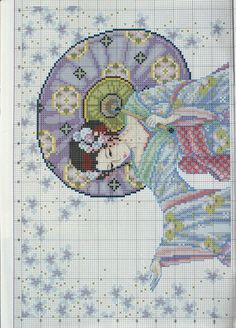 Gallery.ru / Фото #4 - Cross Stitch Collection 186 август 2010 - tymannost