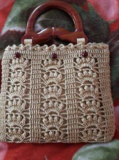 I love all these types of bags they are showing and whats great are the endless ideas using vintage crocheted items that are are no longer table worthy – Artofit Time for Crochet handbags authentic or vintage Crochet handbags then Look at internet site Crochet Shell Stitch, Crochet Tote, Crochet Handbags, Crochet Purses, Crochet Crafts, Crochet Stitches, Crochet Baby, Crochet Projects, Knit Crochet
