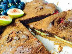 ČOKO-BANÁN-MALINA koláč