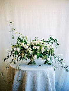 Modern Wedding Inspiration in an Old-World Setting - Once Wed