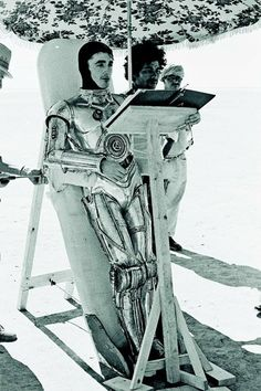 Star Wars Pictures - Behind the Scenes | Cool Pictures | Cool Stuff