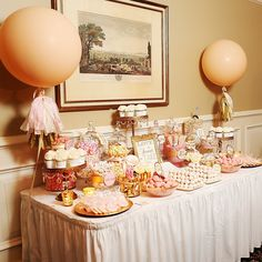 Whimsical dessert table | Bray Danielle Photography | Angela Marie Events