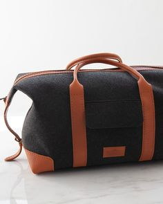 Weekender Bag - The Joinery Leather Handle, Tan Leather, Sustainable Textiles, Recycle Plastic Bottles, Recycled Fabric, Travel And Leisure, Corporate Gifts, Travel Accessories, Luxury Lifestyle