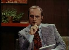 Dr. Robert Hartley - The Bob Newhart Show  My favorite show!