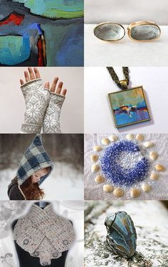 Winter blues by mirtilio on Etsy--Pinned with TreasuryPin.com