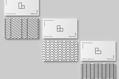 Visual brand identity of a Turin based sound design studio consisting of three founders. Visual language system plays on the notion of an individual logo.