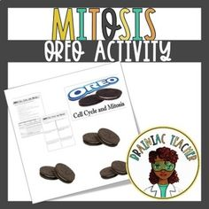 Mitosis by Brainiac Teacher Teacher Pay Teachers, Teacher Resources, Cell Cycle, Rock Cycle, Mitosis, Student Drawing, Science Notebooks, Ap Biology, Simple Machines