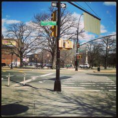 Prospect Park West, Windsor Terrace, Brooklyn